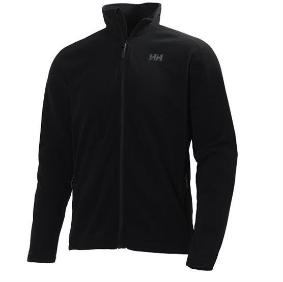 Helly Hansen Mens Daybreaker Fleece Jacket, Black