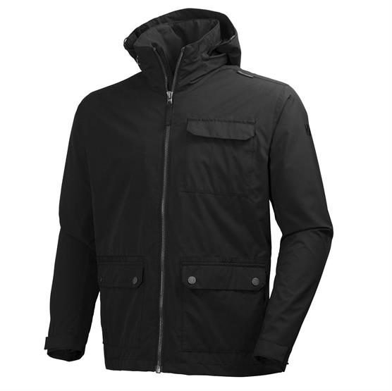 Image of   Helly Hansen Mens Highlands Jacket, Black