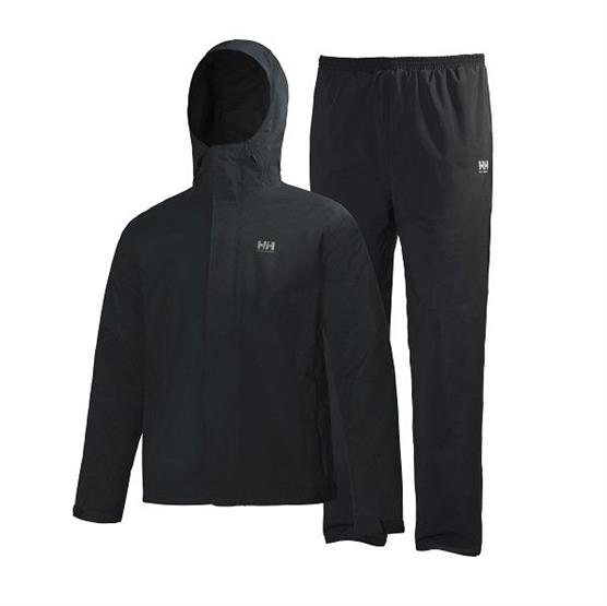 Helly Hansen Mens Seven J Set, Black thumbnail