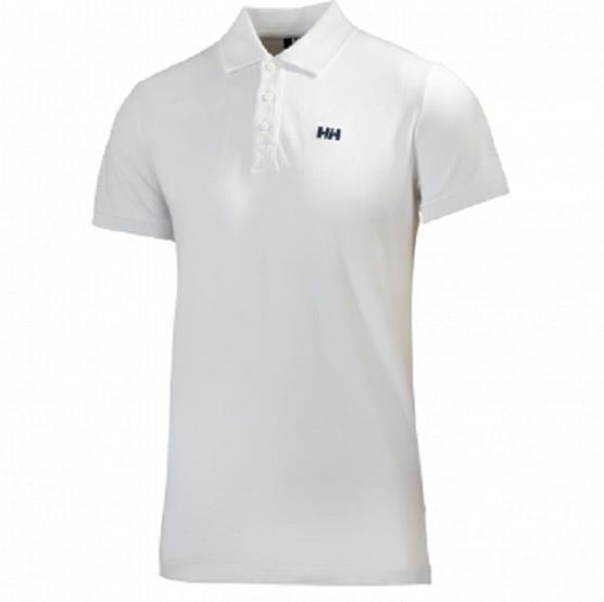 Image of   Helly Hansen Mens Transat Polo, White