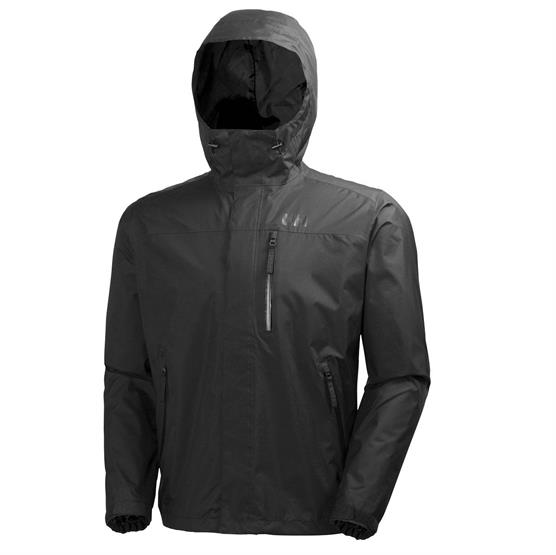 Helly Hansen Mens Vancouver Jacket, Black