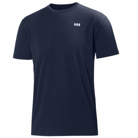 Image of   Helly Hansen Mens Training T-Shirt, Evening Blue