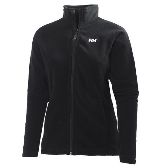 Helly Hansen Womens Daybreaker Fleece Jacket, Black