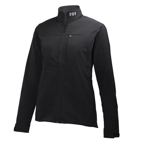 Image of   Helly Hansen Womens Paramount Jacket, Black