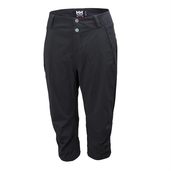 Image of   Helly Hansen Womens QD Capri, Ebony