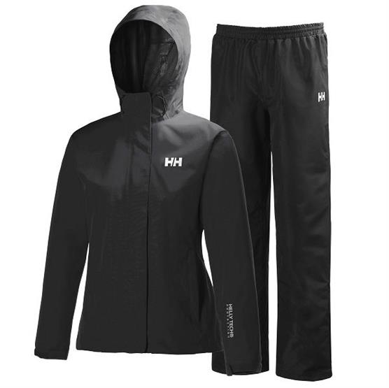Helly Hansen Womens Seven J Set, Black thumbnail
