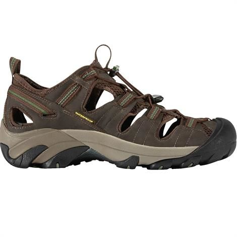 Image of   Keen Mens Arroyo II, Slate Black/ Bronze Green
