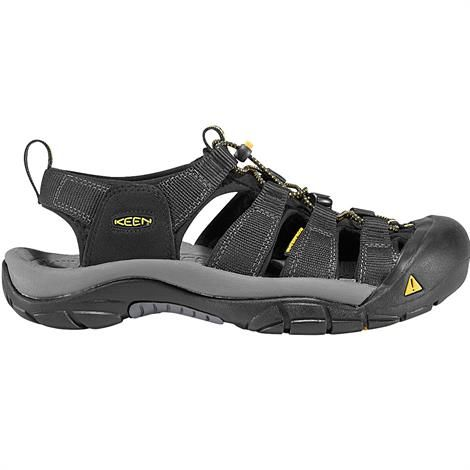 Keen Mens Newport H2, Black