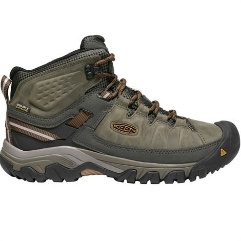 Image of   Keen Mens Targhee III Mid WP, Black Olive