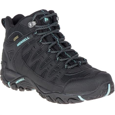 Image of   Merrell Accentor Sport Mid Gtx Dame, black