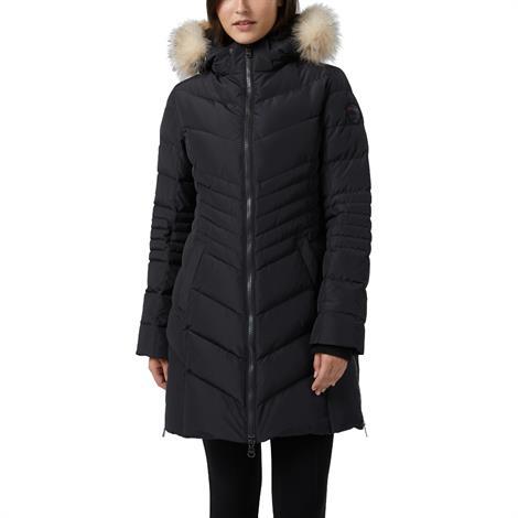 Image of   Pajar Womens Queens Real Fur, Black