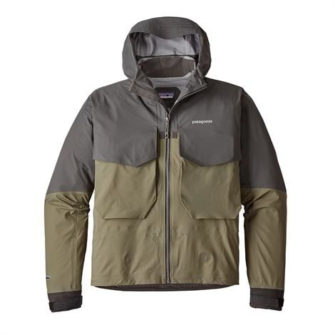 Image of   Patagonia Mens SST Jacket, Forge Grey