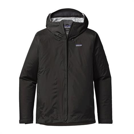 Image of   Patagonia Mens Torrentshell Jacket, Black