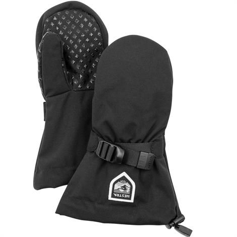 Image of   Hestra Fjellvott Junior Mitt Børn, Black