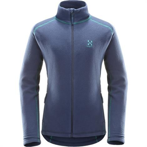 Image of   Haglöfs Astro Jacket Junior, Tarn Blue