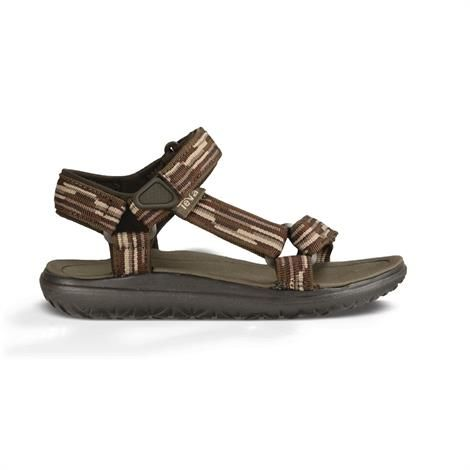 Image of   Teva Terra-Float Universal Børn, Tacion Brown / Black Olive