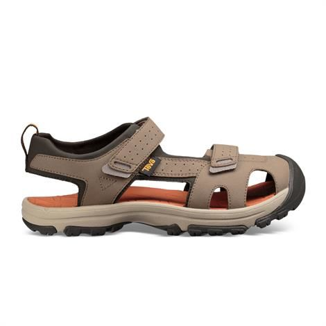 Image of   Teva Hurricane Toe Pro Børn, Walnut