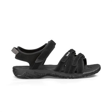 Image of   Teva Tirra Leather Børn, Black