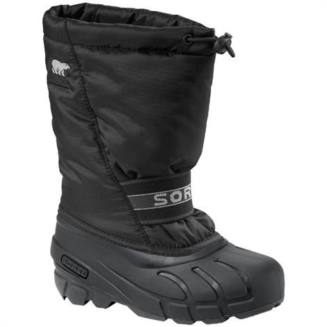 Image of   Sorel Cub (Recycled) Børn, Black