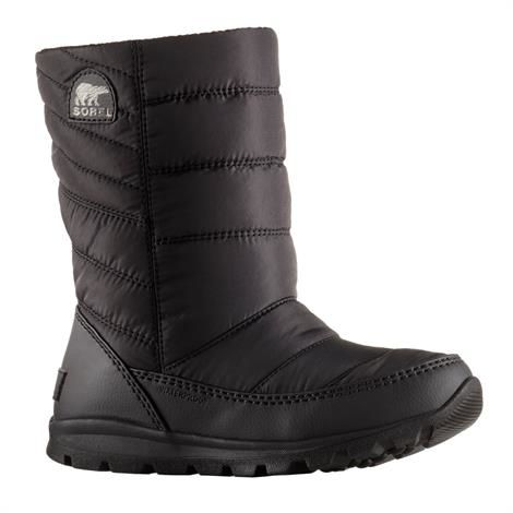 Image of   Sorel Youth Whitney Mid Børn, Black