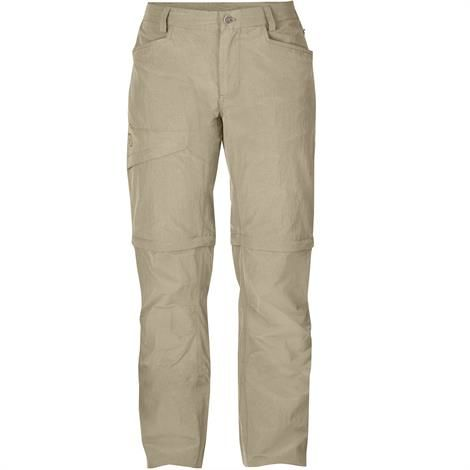 Image of   Fjällräven Daloa MT Zip-Off Trousers Womens, Limestone