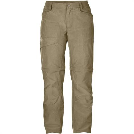 Image of   Fjällräven Daloa MT Zip-Off Trousers Womens, Savanna