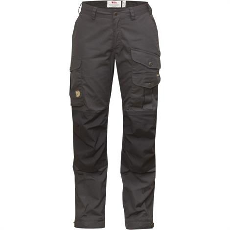 Image of   Fjällräven Vidda Pro Curved Trousers Womens, Dark Grey / Black