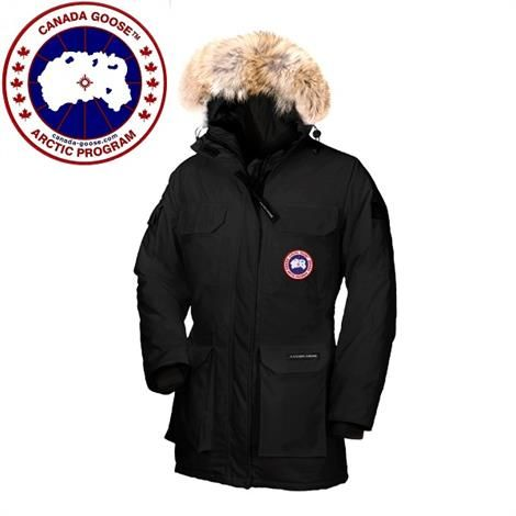 Image of   Canada Goose Ladies Expedition Parka, Black