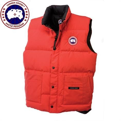 Image of   Canada Goose Ladies Freestyle Vest, Red