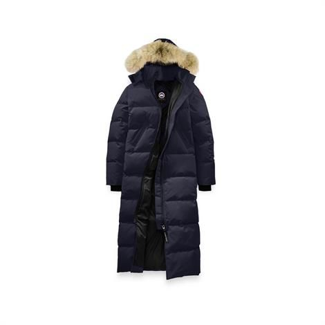 Image of   Canada Goose Ladies Mystique Parka, Admiral Blue
