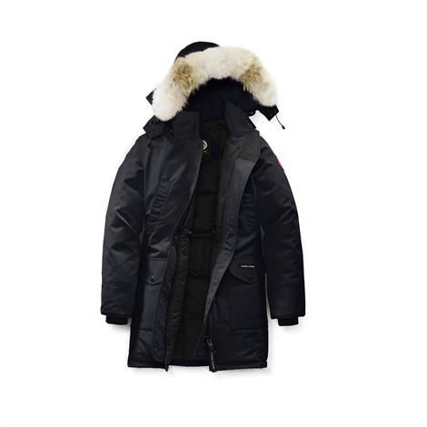 Image of   Canada Goose Ladies Trillium Parka HD, Navy
