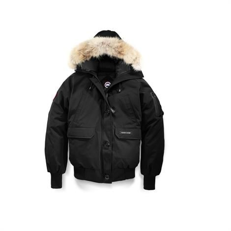 Image of   Canada Goose Ladies Chilliwack Bomber RF, Black