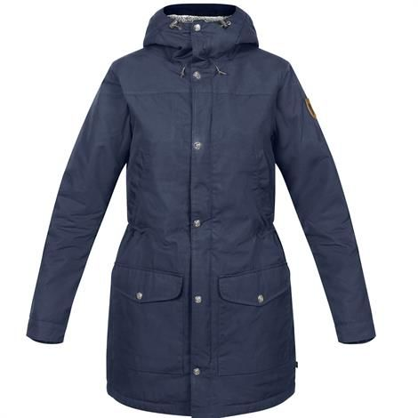 Image of   Fjällräven Greenland Winter Parka Womens, Night Sky