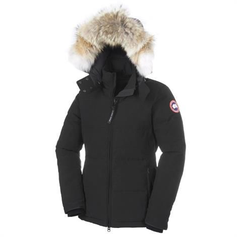 Image of   Canada Goose Ladies Chelsea Parka, Black