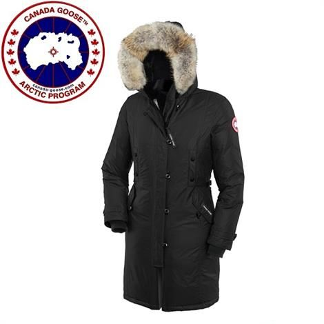 Canada Goose Ladies Kensington Parka CG55, Black
