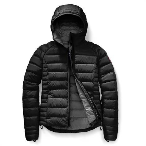 Image of   Canada Goose Ladies Brookvale Hoody, Black / Graphite