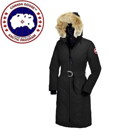 Image of   Canada Goose Ladies Whistler Parka, Black