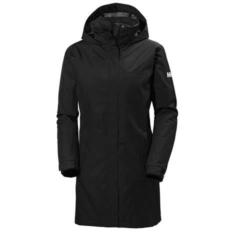 Image of   Helly Hansen Womens Aden Long Insulated, Black