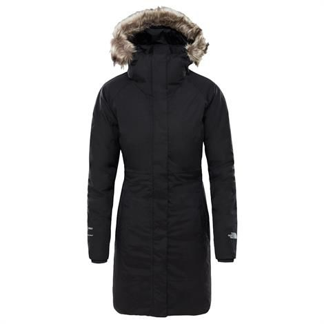 The North Face Womens Arctic Parka II, Black