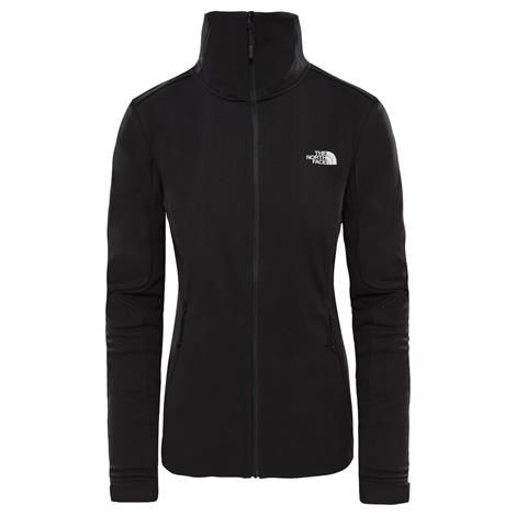 Image of   The North Face Womens Inlux Softshell Jacket, Black