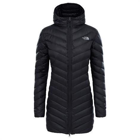 Image of   The North Face Womens Trevail Parka, Black