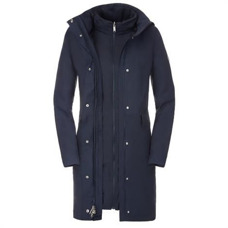 The North Face Womens Suzanne Triclimate Jacket II, Navy