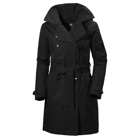 Image of   Helly Hansen Womens Welsey Trench Insulated, Black