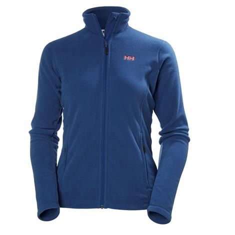 Image of   Helly Hansen Womens Daybreaker Fleece Jacket, Marine Blue