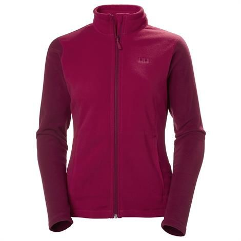 Image of   Helly Hansen Womens Daybreaker Fleece Jacket, Persian Red