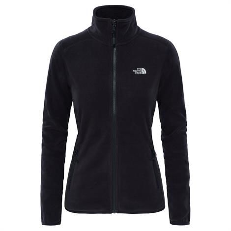 Image of   The North Face Womens 100 Glacier Jacket, Black