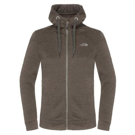 Image of   The North Face Womens New Kutum Full Zip Hoodie, Black