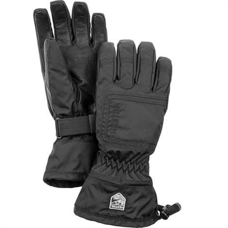 Image of   Hestra CZone Powder Glove, Dame, Black