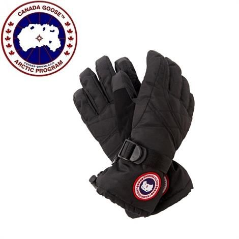Image of Canada Goose Ladies Down Glove, Black