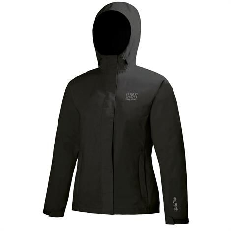 Image of   Helly Hansen Womens Seven J Jacket, Black